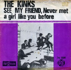 The Kinks - Starstruck / Picture Book